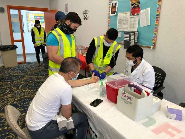 Photos from ICNA Relief's post